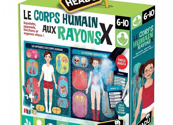 HEADU - Le Corps Humain aux Rayons X