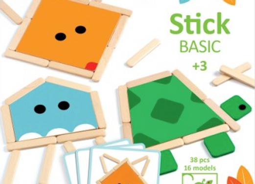 Jeu Stick Basic