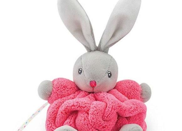 Mini lapin néon Plume  rose - Kaloo