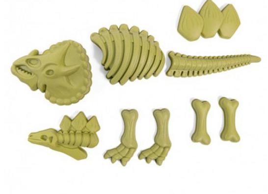 jeu de plage dinosaure