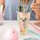 Thumbnail: Set de 24 crayons de couleur - pot à crayons