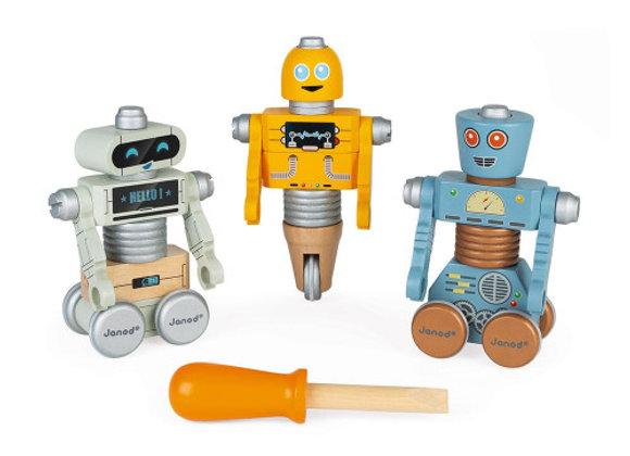 Janod - Robots à construire