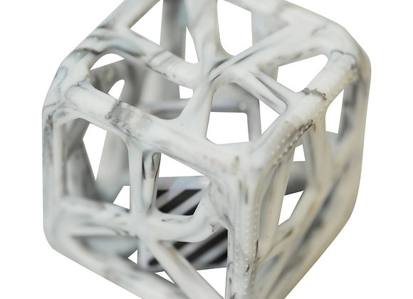 Le cube de dentition gris marbre - Malarkey kids