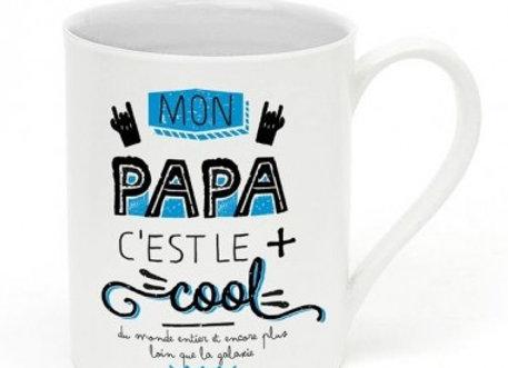 Mug papa cool