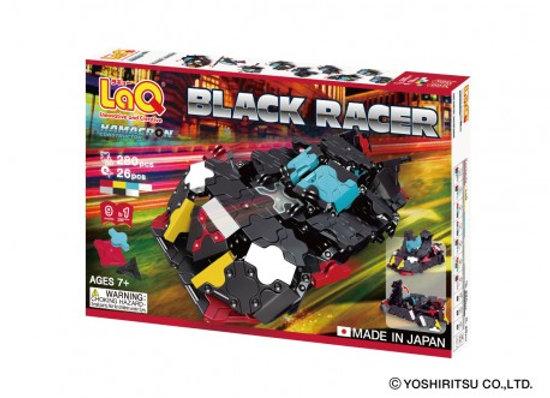Laq Black raccer