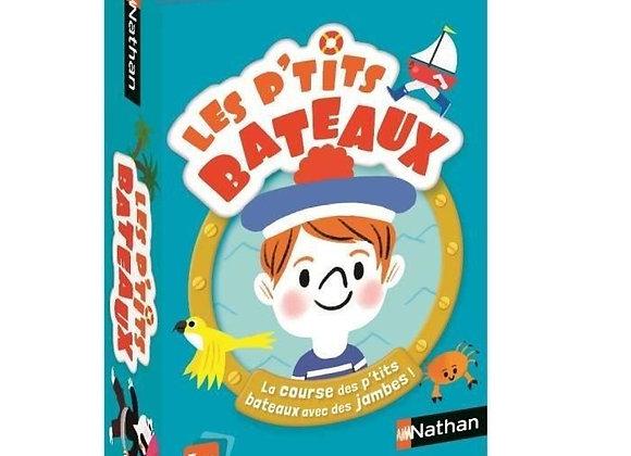 NATHAN - Les P'tits Bateaux