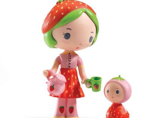 Figurine Tinyly - Berry