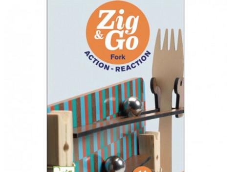 Zig & Go Fork 14 pièces