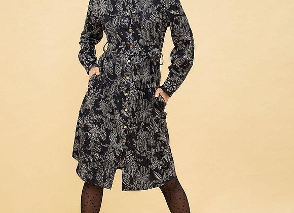 Robe chemise kanni
