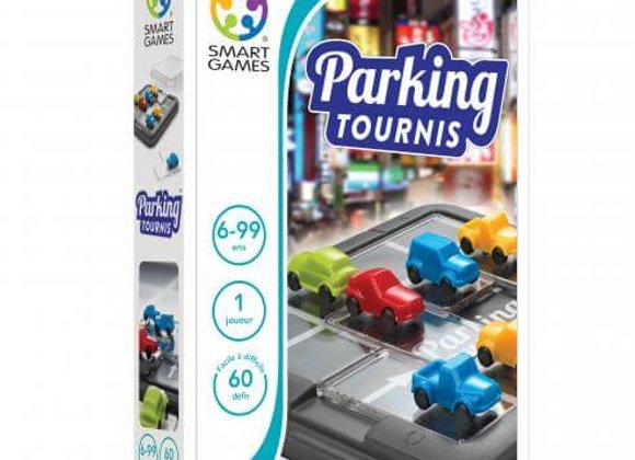 Casse-tête parking tournis