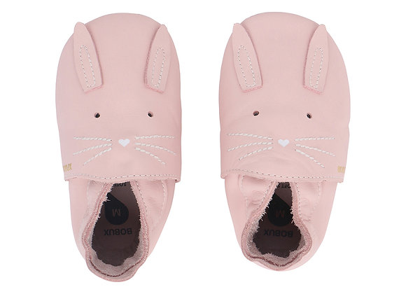Chaussons cuir blossom up