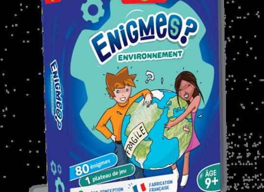 Enigmes environnement