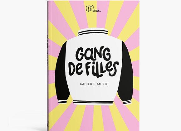 Cahier GANG DE FILLES- Minus