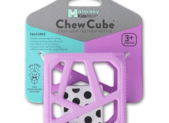 Le cube de dentition violet de la marque Malarkey kids