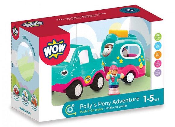 Polly's Pony Adventure - Wow
