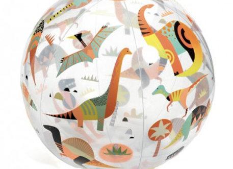 Ballon gonflable dino