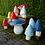 Thumbnail: Lampe champignon moyen Jade - Egmont tous