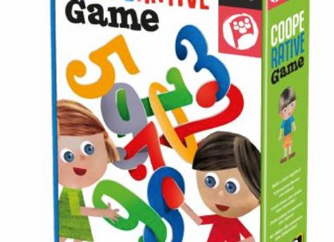 Cooperative Game HEADU Âge: 4-8