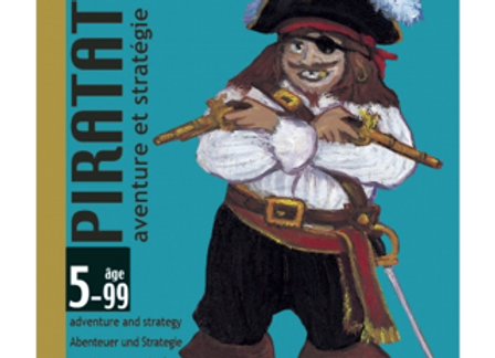 Piratatak.Jeu de cartes - Deco
