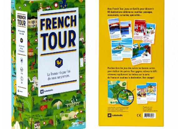 JEU D'OBSERVATION FRENCH TOUR