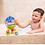 Thumbnail: Panier de bain et perles 15 pièces - Lalaboom