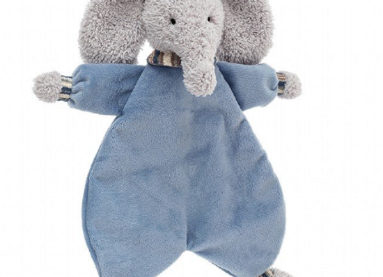 Lingley elephant Soother   - Jellycat