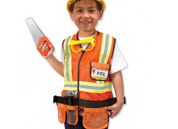 déguisement de chef de chantier-Mélissa and Doug