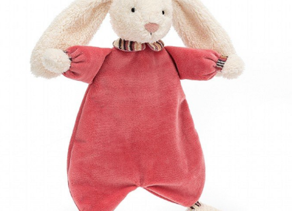 Lingley Bunny Soother   - Jellycat