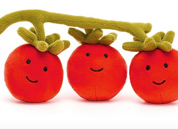 peluche tomates cerise- Jellycat