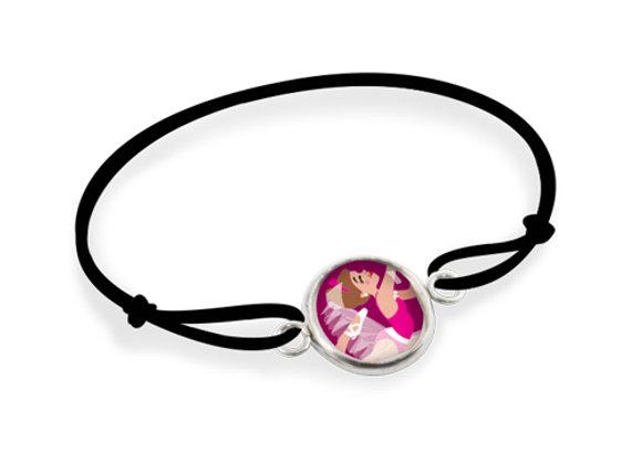 Bracelet Les Minis  - Ballerine