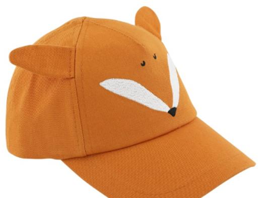 Casquette renard
