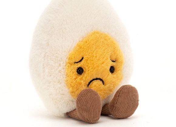 œuf triste Amuseable