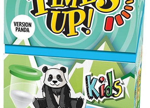 Time's Up ! Kids Panda