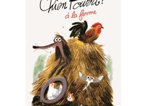 Livre Chien Pourri à la ferme