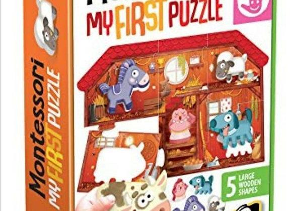 Montessori my First Puzzle