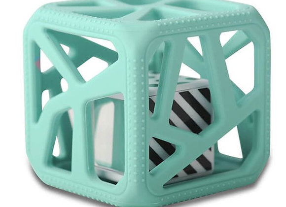 Le cube de dentition vert de la marque Malarkey kids