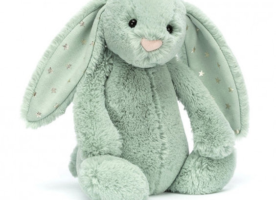 Jellycat  lapin sparklet 2 tailles