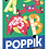 Thumbnail: Poppik - POSTER + 520 GOMMETTES  LES LETTRES