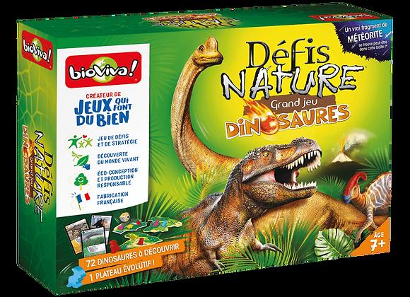 Défis Nature – Grand Jeu Dinosaures