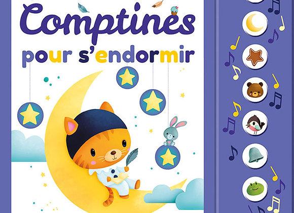 Comptines pour s'endormir
