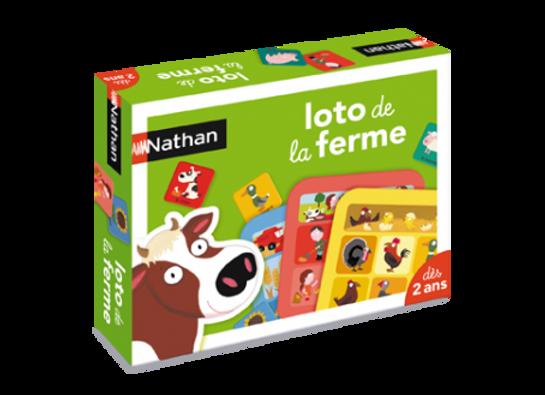 Loto ferme - Nathan
