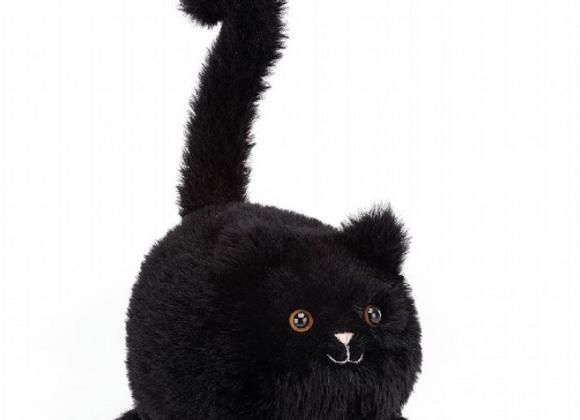 Kitten Caboodle noir - Jellycat