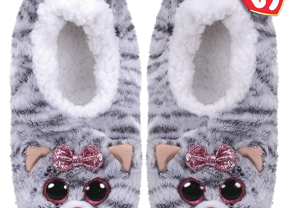 Chaussons KIKI le chat taille 27/28