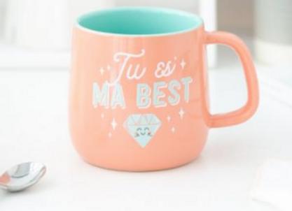 Copie de Mug - Je te like