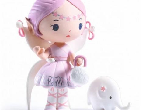 figurine Tinyly Elfe et Bolero