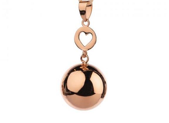 Bola or rosé- petit coeur