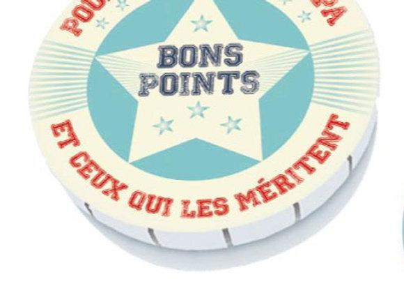 BONS POINTS étoile - Lily Poule