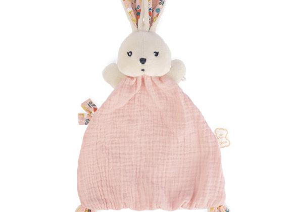 Doudou lapin coquelicot - Kaloo