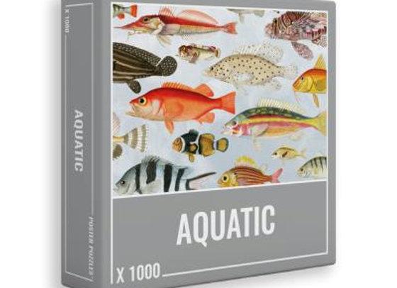 puzzle 1000 pièces - Aquatic