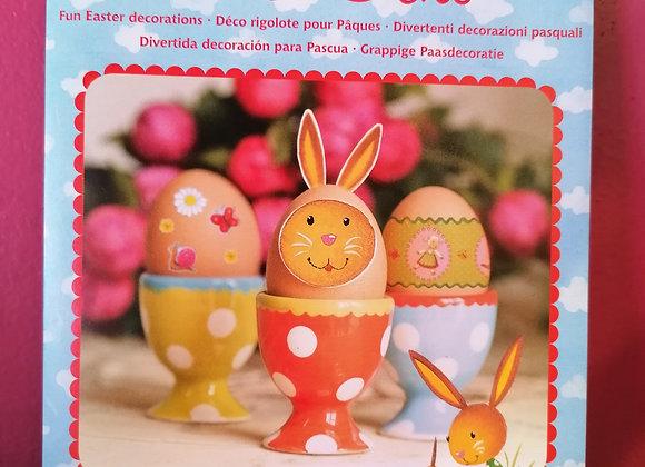 Kit déco œufs de Pâques
